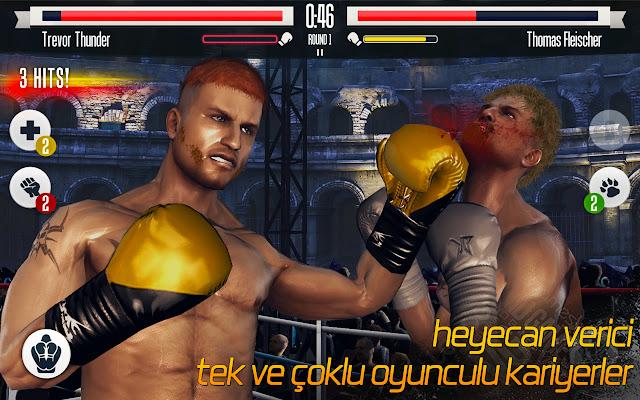real boxing hile apk indir