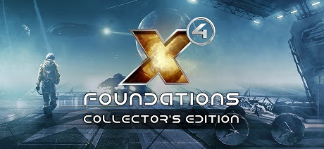 X4 Foundations Collectors Edition-GOG