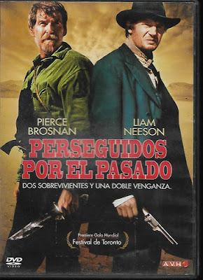 Perseguidos por el pasado en Español Latino