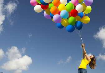 ¿Qué significa soñar con globos?