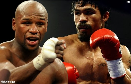 (VIDEO) Public Opinion Says Floyd Mayweather Jr. is Afraid of Manny Pacquiao