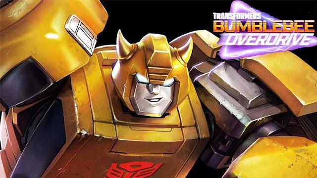 Transformers Bumblebee overdrive apk download