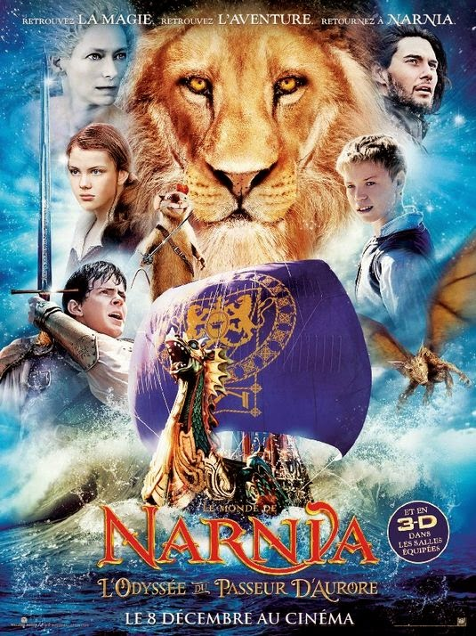 The Chronicles of Narnia 3 : The Voyage of the Dawn Treader (2010)