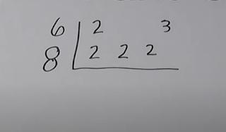 factors 6 8
