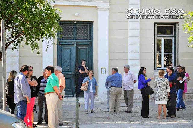 Ναύπλιο: Ολιγοήμερη διακοπή στην εκδίκαση της υπόθεσης των πρώην δημάρχων Μεγαλόπολης