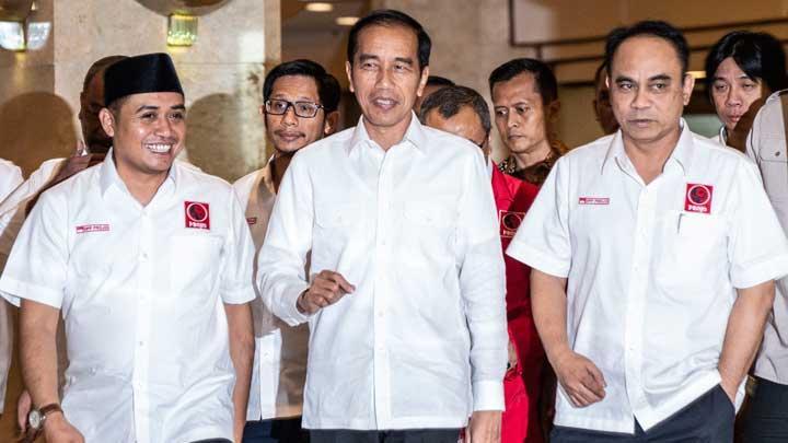 Terungkap! Isu Jokowi 3 Periode Memang Sengaja Digaungkan, Relawan Jokowi: Jujur Saja, Masih Ada yang Belum Kebagian 'Kue'