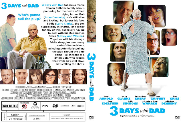 3 Days with Dad DVD Cover