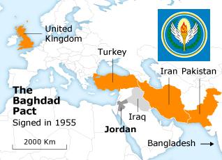 حلف بغداد