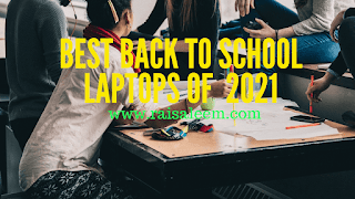 Best Back To School Laptops of  2021
