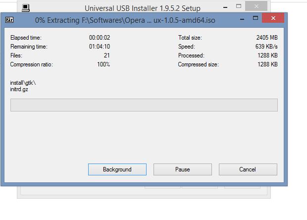 create bootable kali linux live usb