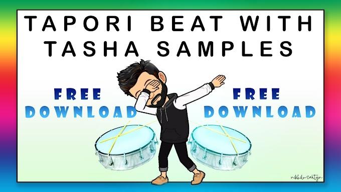 Tapori Beat With Tasha Samples 2021 | Dj Nikhil Martyn