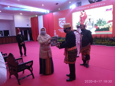 Launching Perdana Majalah Lintas Maritim