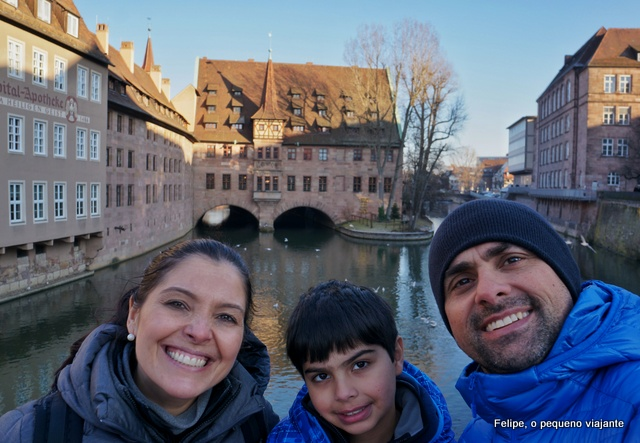 Nuremberg, na Alemanha - roteiro de 2 dias, com dicas de atrações turísticas, descontos, onde comer, onde ficar e perrengue de ano novo