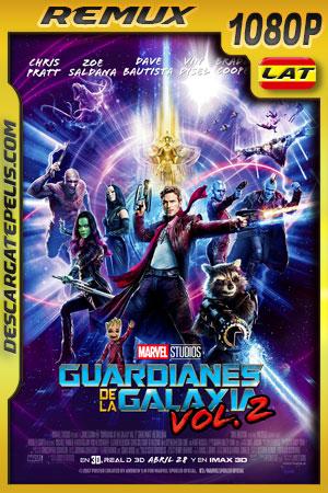 Guardianes de la galaxia Vol 2 (2017) 1080p BDRemux Latino – Ingles