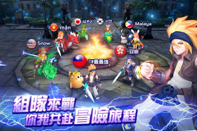 Hero of Magic Apk