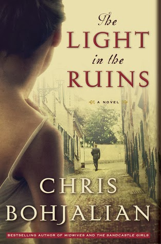 The Light in the Ruins by Chris Bohjalian – Book Cover