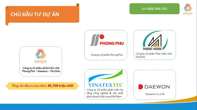 Chủ đầu tư Green Pearl Minh Khai