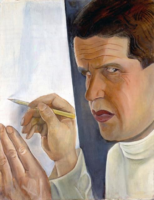 Lasar Segall, Self Portrait, Portraits of Painters, Fine arts, Portraits of painters blog, Paintings of Lasar Segall, Painter Lasar Segall