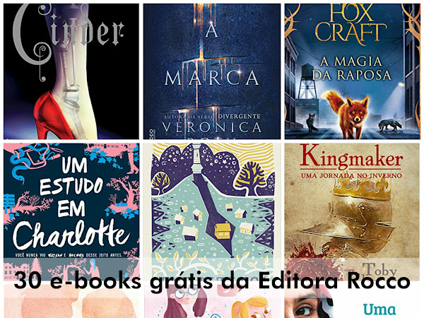 E-Books gratuitos da Editora Rocco