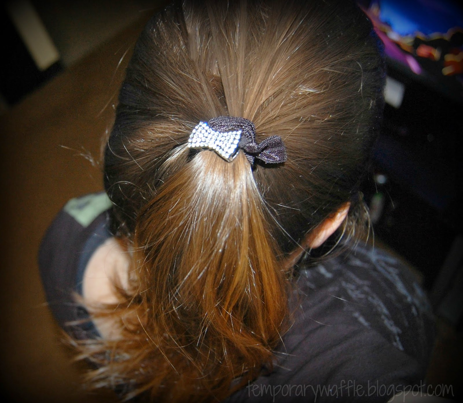 Temporary Waffle American Jewel Hair Tie Review