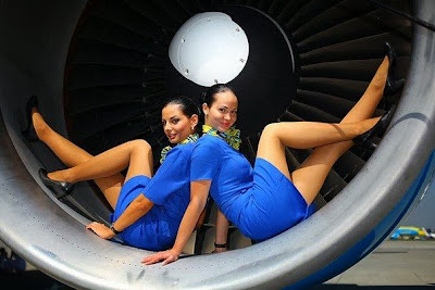 Kool Fun Info The History Of Fashion Stewardess