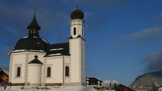 Seekirchl - Seefeld in Tirol