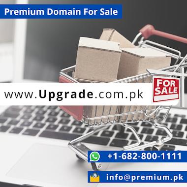 Upgrade.com.pk Premium Domain For Sale