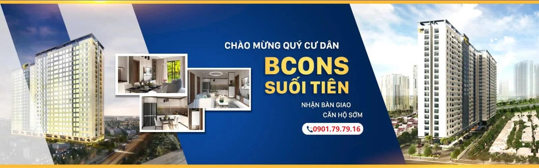 Chúc mừng cư dân Bcons Suối Tiên nhận nhà sớm