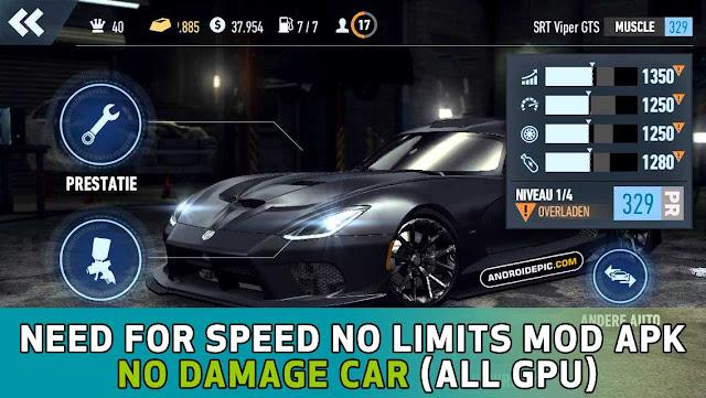 Download game Need for Speed No Limits terbaru apk + data + obb untuk android langsung main dan lengkap dengan cara instalnya.