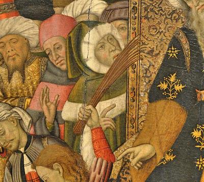 lagelacion azote latigo birching medieval tortura bernat martorell santa eulalia