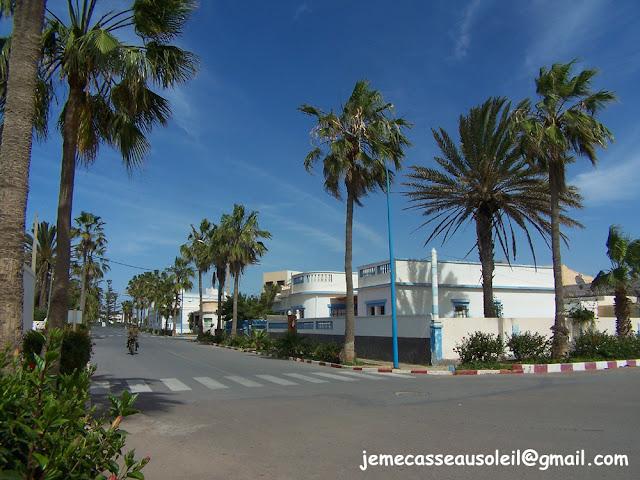 Rue de Sidi Ifni