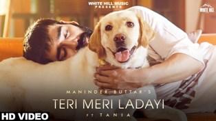 Teri Meri Ladayi Lyrics - Maninder Buttar