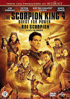 The Scorpion King 4: Quest for Power (2015) Subtitle Indonesia [Jaburanime]