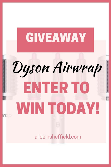 Dyson Airwrap Complete Set Competition