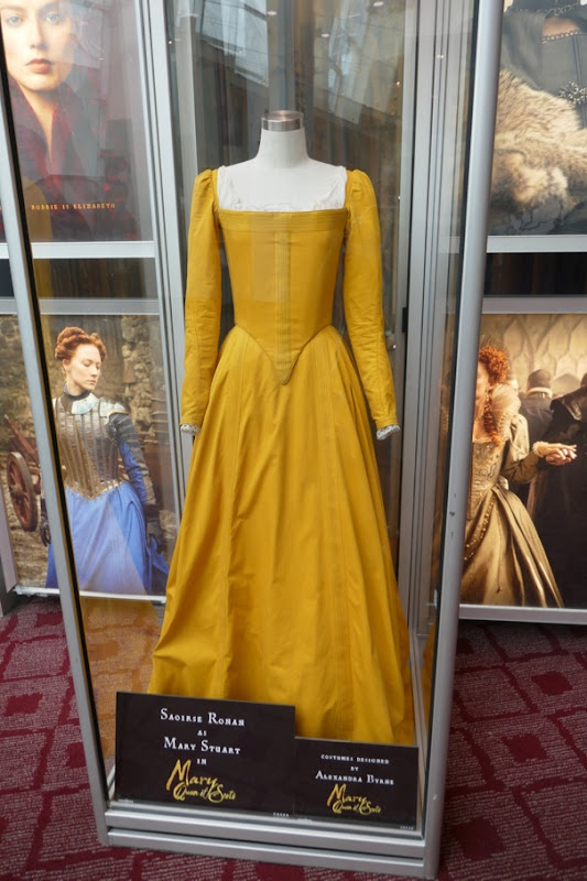 Saoirse Ronan Mary Queen of Scots Mary Stuart costume