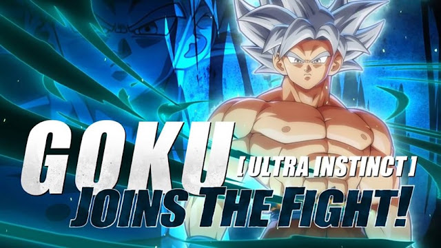 ULTRA INSTINCT GOKU JOINS THE DRAGON BALL: FIGHTERZ CAST ON MAY 22ND, SEE HIM IN ACTION TODAY!
