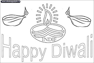 diwali easy drawing pictures, happy diwali drawing pictures