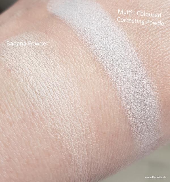 Beauty Code - Multi-Coloured Correcting Powder - Banana Powder