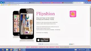 flipshion app