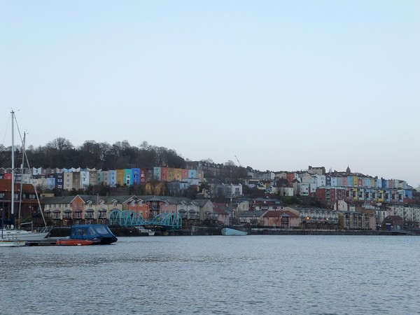 bristol harbour port ferry boats