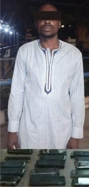 kazeem bamidele elewure arrested