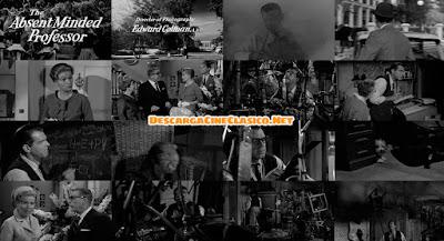 Un sabio en las nubes (1961) The Absent-Minded Professor