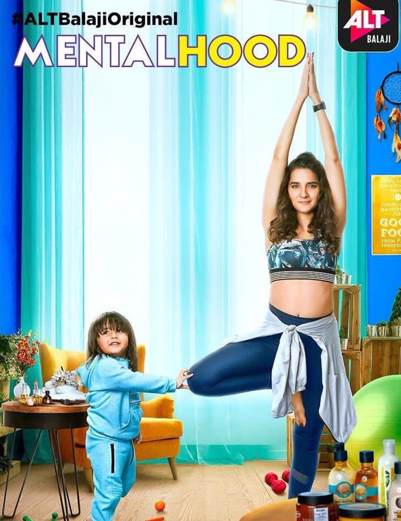 Mentalhood 2020 S01 Hindi ALTBalaji Web Series (Ep 1-3) 720p HDRip 550MB