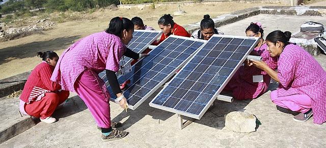 India y Honduras trabajan en conjunto para impulsar las fuentes de energía sostenibles.PNUD Honduras
