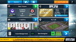 Dream League Soccer 2018 apk + obb