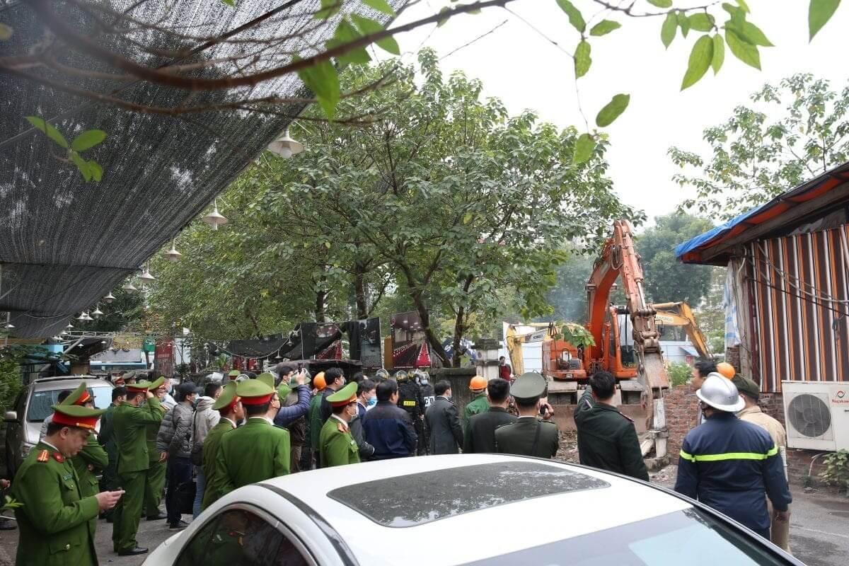 Sau khi được GPMB xong thì dự án Hà Nội Orchard Park sẽ chính thức khởi công.