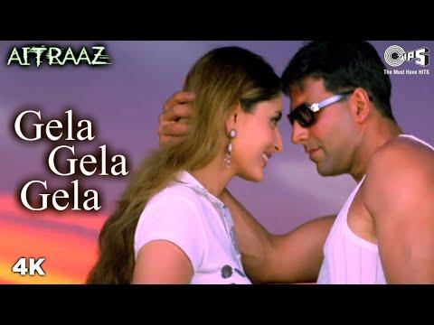 गेला गेला गेला Gela gela gela lyrics in Hindi Aitraaz Adnan Sami x Sunidhi Chauhan Hindi Bollywood Song