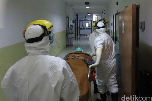 Urutan 6 Dunia, Tingkat Kematian COVID-19 di RI Kini di Atas AS
