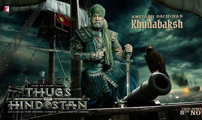 Thugs Of Hindostan - Photos, HD Pictures, Movie Still, Posters Free
