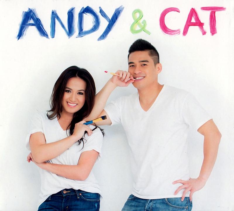 Andy Quách CD - Andy Quách, Cát Tiên - Andy & Cat (NRG)